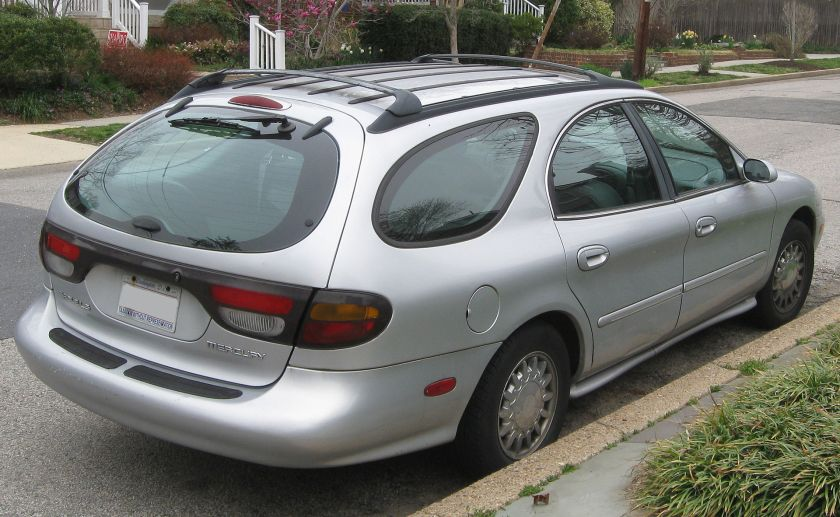 1996–1997 Mercury Sable LS wagon