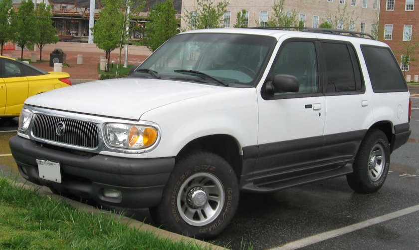 1998–01 Mercury Mountaineer