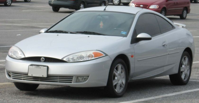 2000-2002 Mercury Cougar