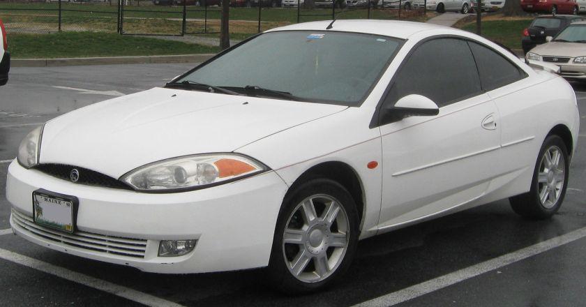 2001-02 Mercury Cougar