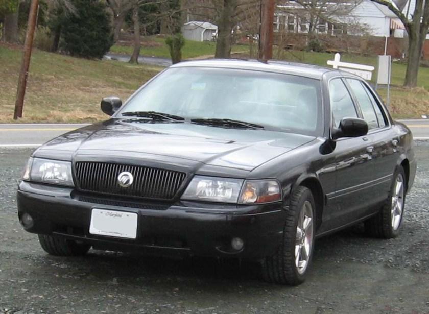 2003-2004 Mercury Maruader