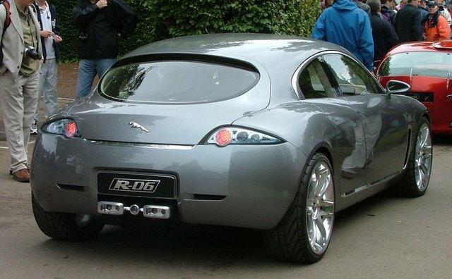 Jaguar R-06 (concept) 2004