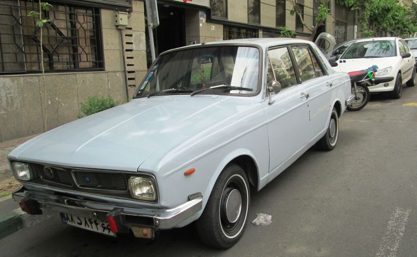2005 Hillman Hunter Arrow Paykan