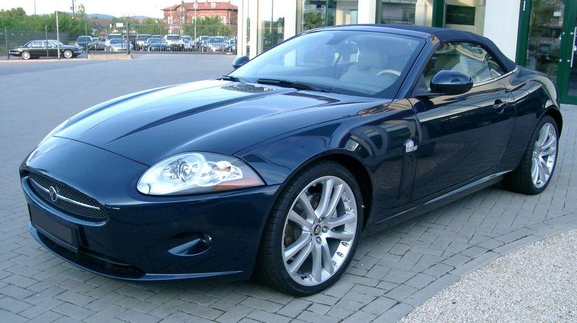 2006 Jaguar XK8 Cabriolet