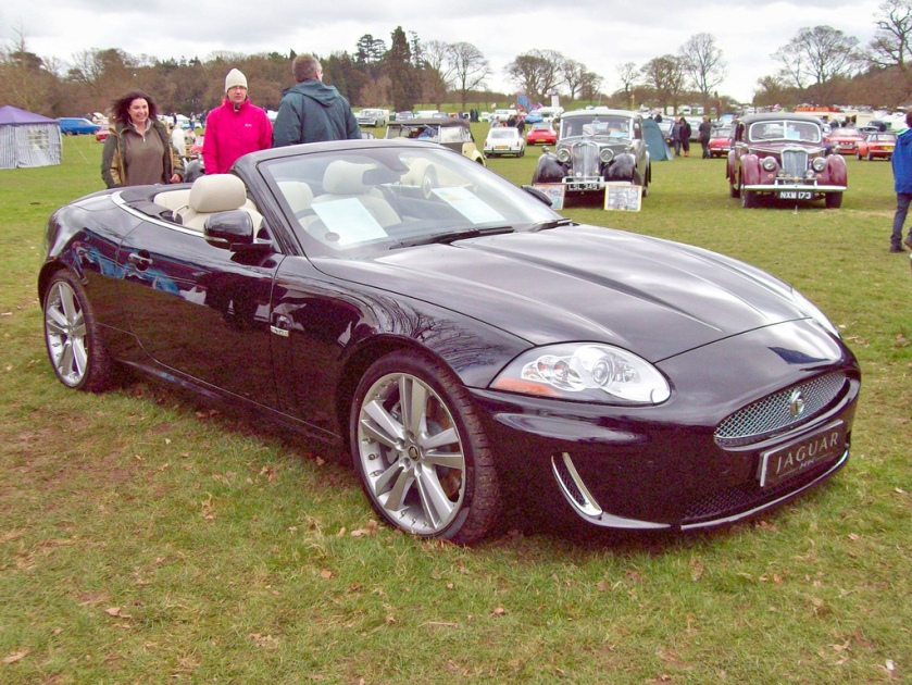 2006-on Jaguar XK Convertible