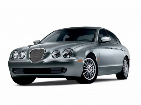 2007 Jaguar-S-Type