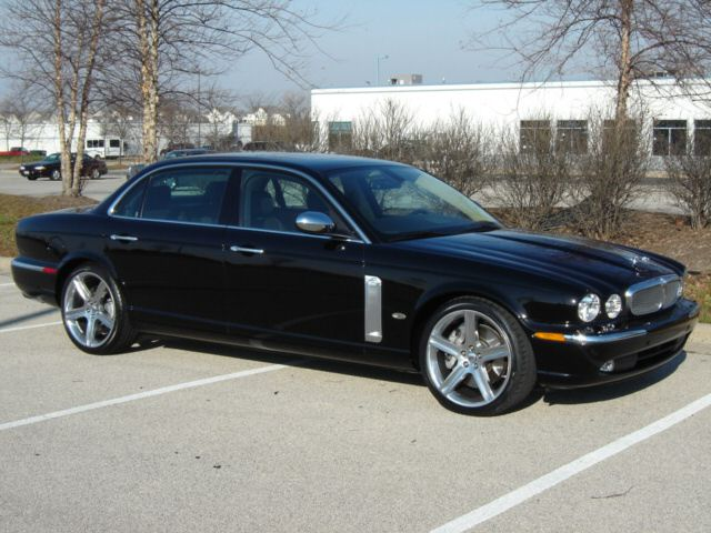 2007 Jaguar-XJ-Series
