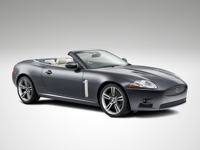 2007 Jaguar XKR Convertible, XK-Series