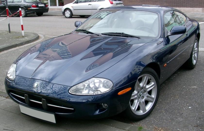 2008 Jaguar X100