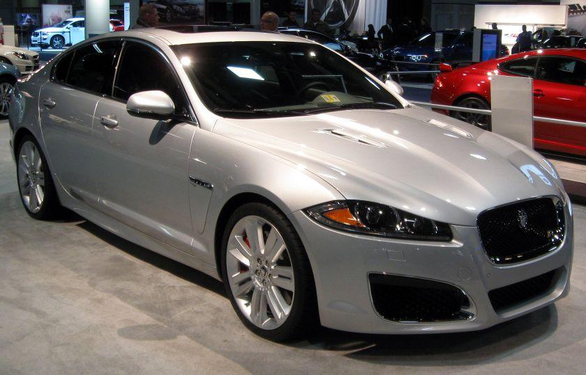 2008 Jaguar XF R