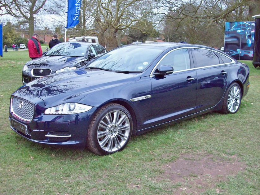 2010-0n Jaguar XL-L 5.0 Supercharged