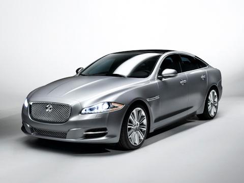 2010 Jaguar XJ Sedan