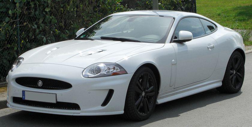 2010 Jaguar XKR Coupé (X150)Facelift