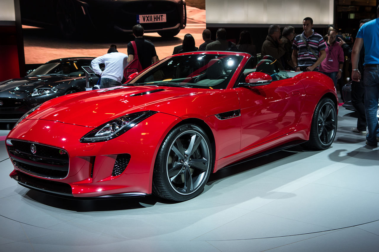 2012 Jaguar F Type
