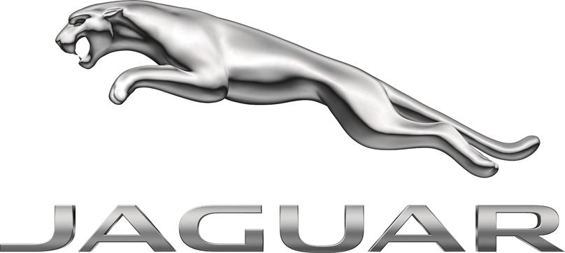 2012 Logo of Jaguar Cars, released in 2012