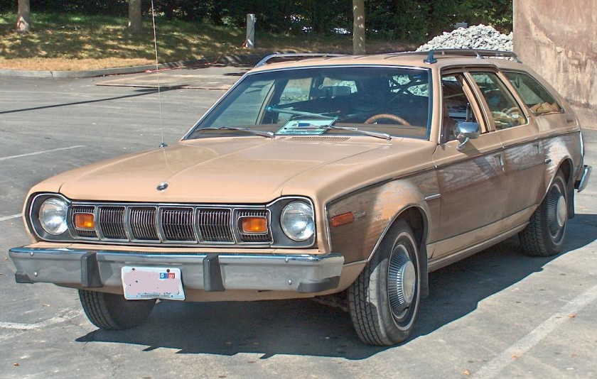 AMC Hornet Station Wagon