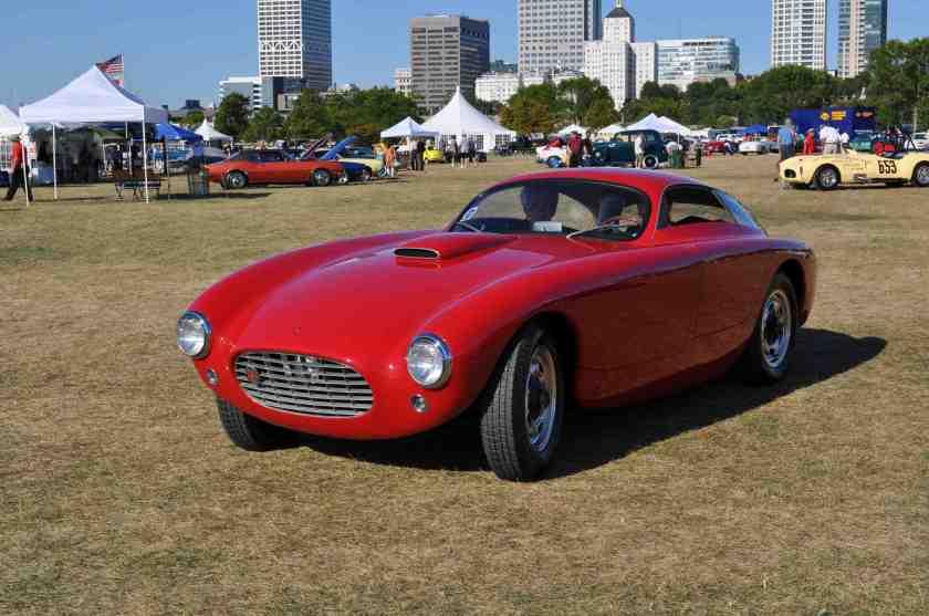 Bosley Car