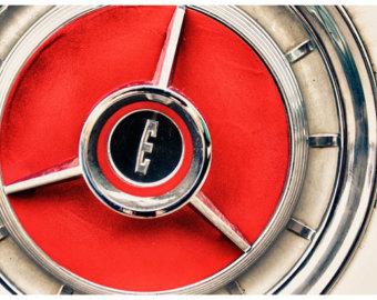 Classic Edsel Wheel