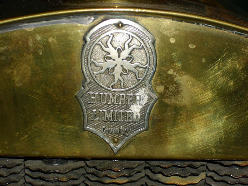 Emblem Humber