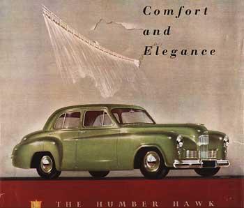 Humber hawk-mk4