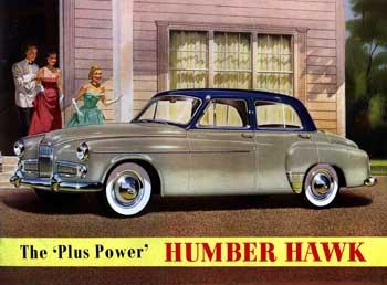 Humber hawk-mk6