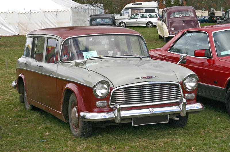 Humber Hawk Series I Estate