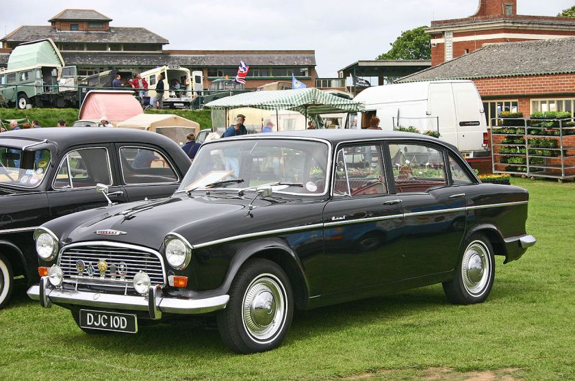 Humber Hawk Series IV Saloon