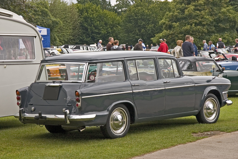 Humber Super Snipe Series V Estate