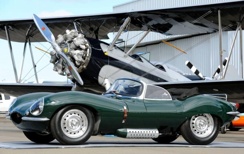 Jaguar + DD