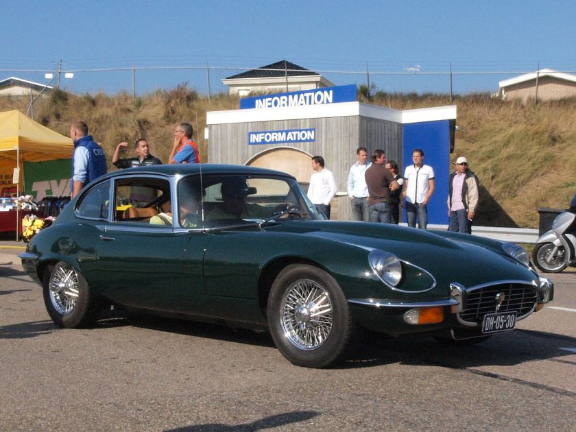 Jaguar E-Type Series 3 2+2