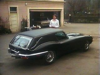 Jaguar-Hearse b