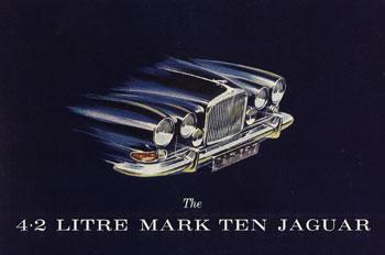 jaguar mk X front-jr