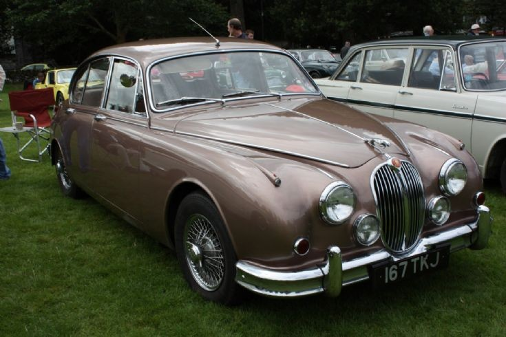Jaguar MK2 S