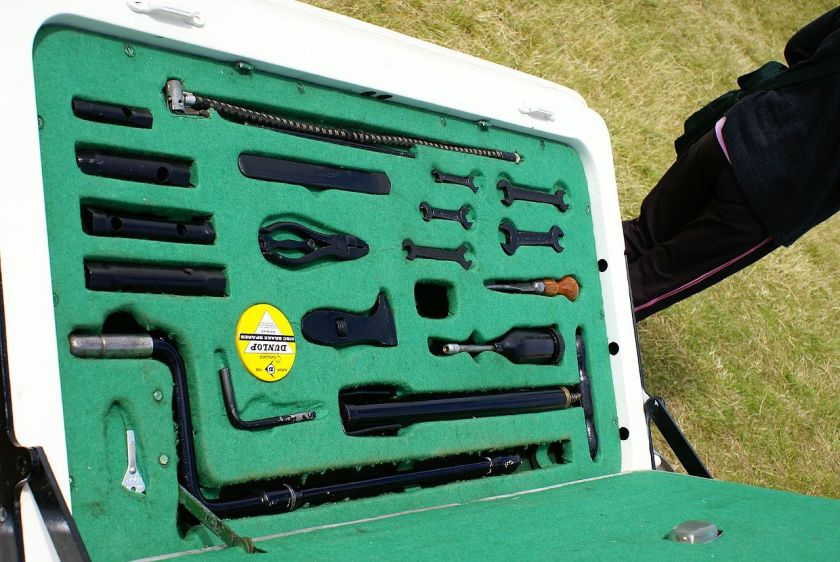 Jaguar Tool Kit Mark V(2621435354)