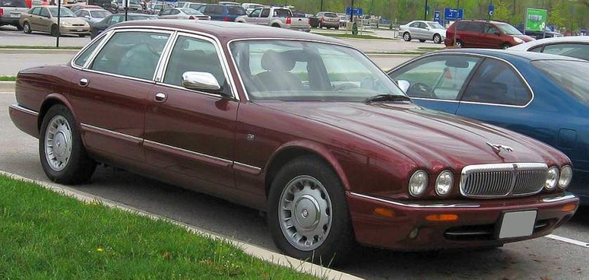 Jaguar XJ Mark-2