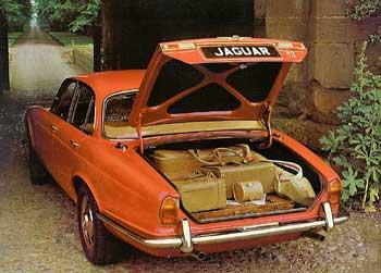 Jaguar XJ6 serie 1