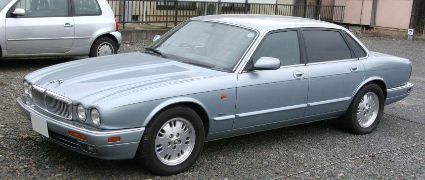 Jaguar XJ6 (X300)