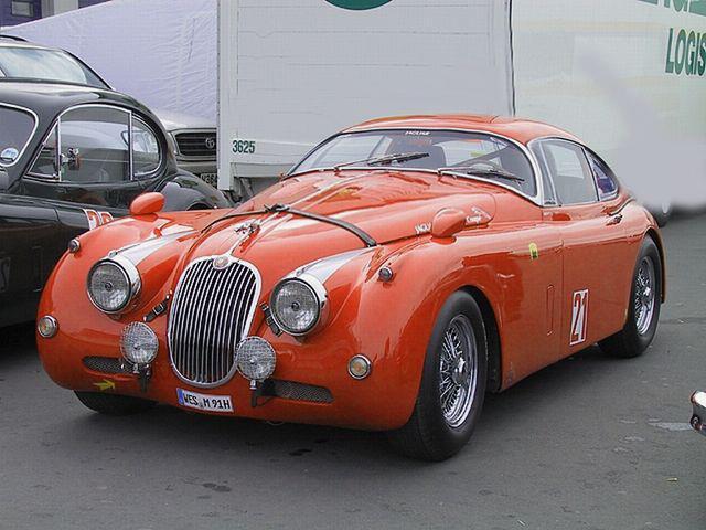Jaguar xk 150 by decatoire