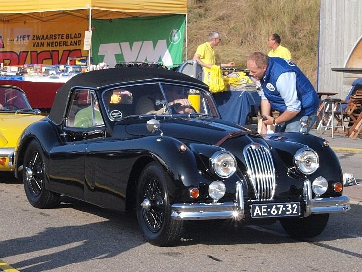 Jaguar XK b