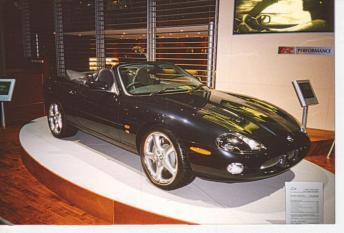 Jaguar XKR-R convertible