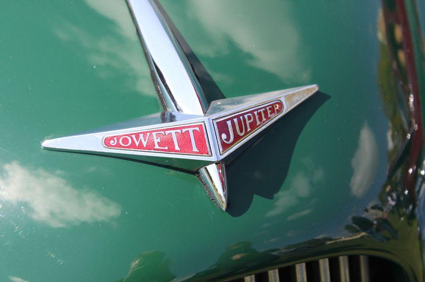 Jowett Jupiter logo