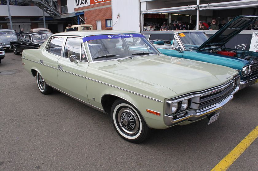 Rambler Matador Sedan(15896910935)first generation AMI