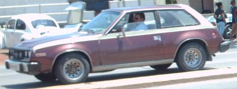 VAM Gremlin was based on the AMC Gremlin but featured more conservative styling