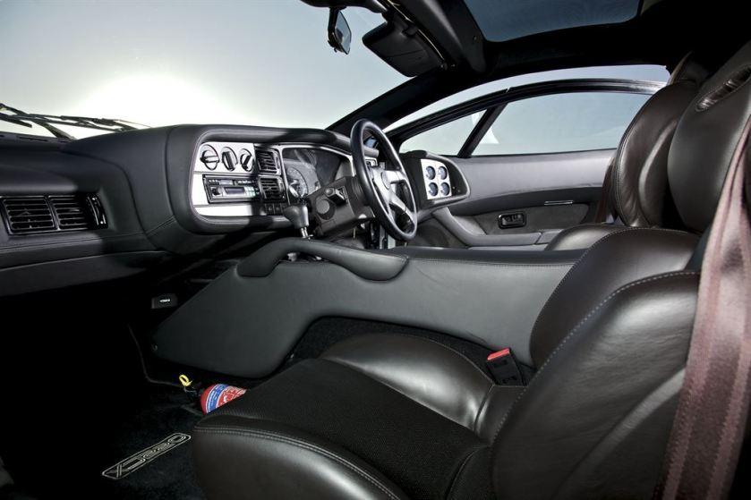 XJ220 Interior