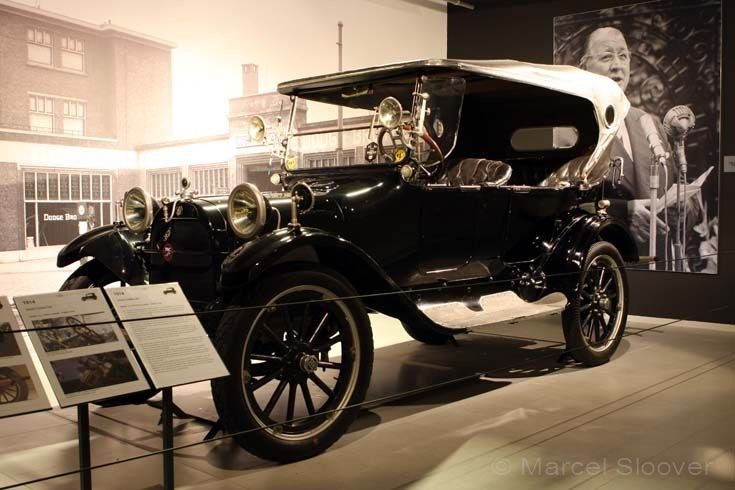 1914 Dodge Touring Car