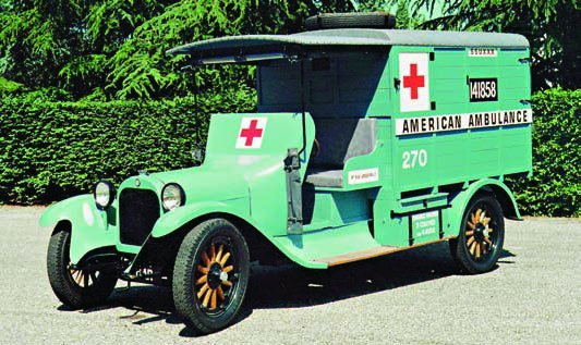1915 Dodge 30-35НР