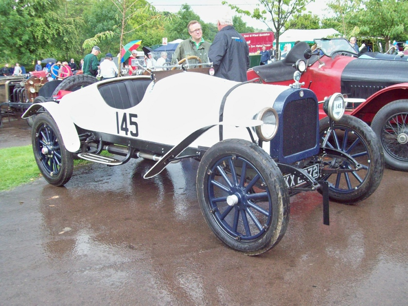 1917 Dodge Hornsted Special (Mod) Engine 3440cc