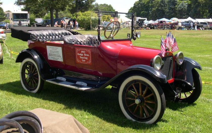 1917 Dodge Touring Car
