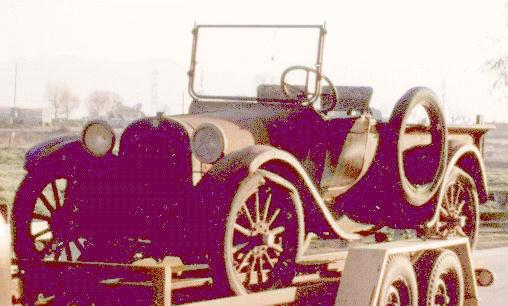 1919 Dodge depothack