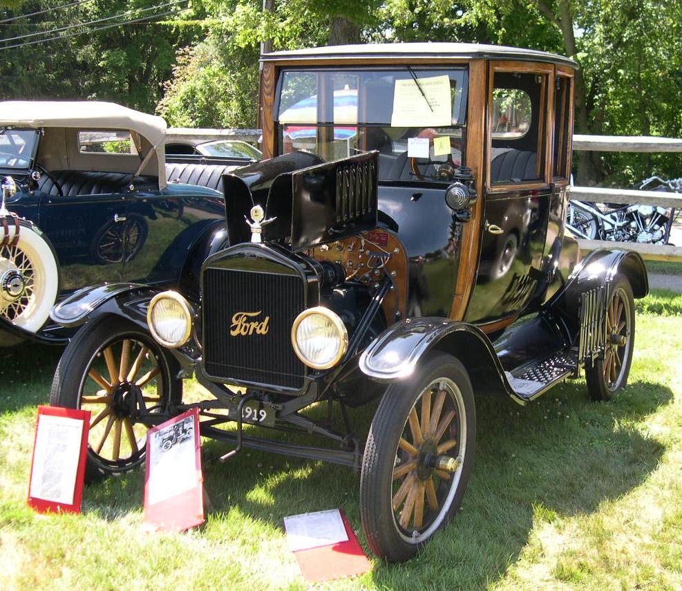 Ford Motor Company Dearborn Michigan Usa 1903 Still